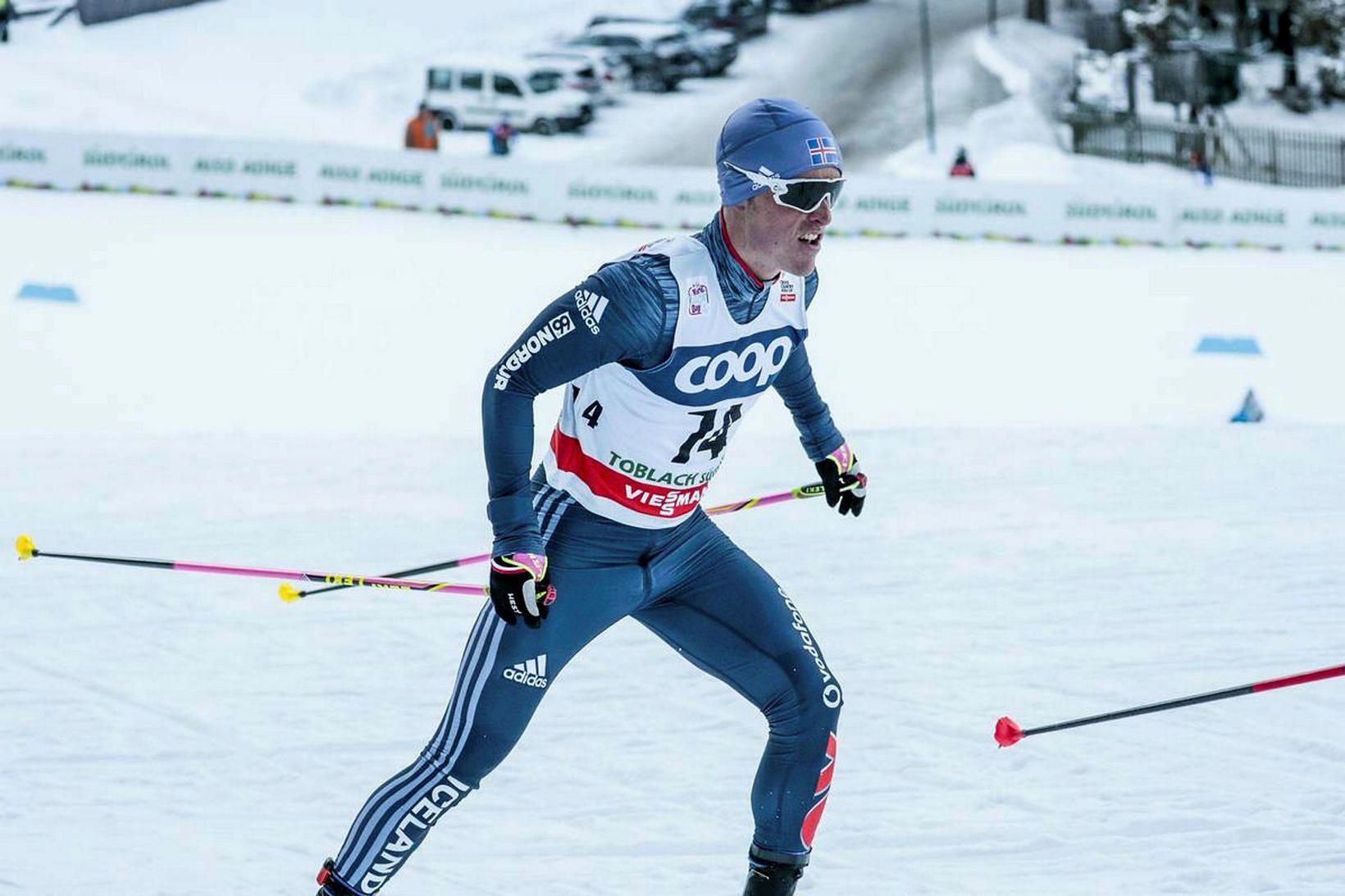 Snorri Einarsson.