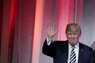 Donald Trump hringdi í Pútín.