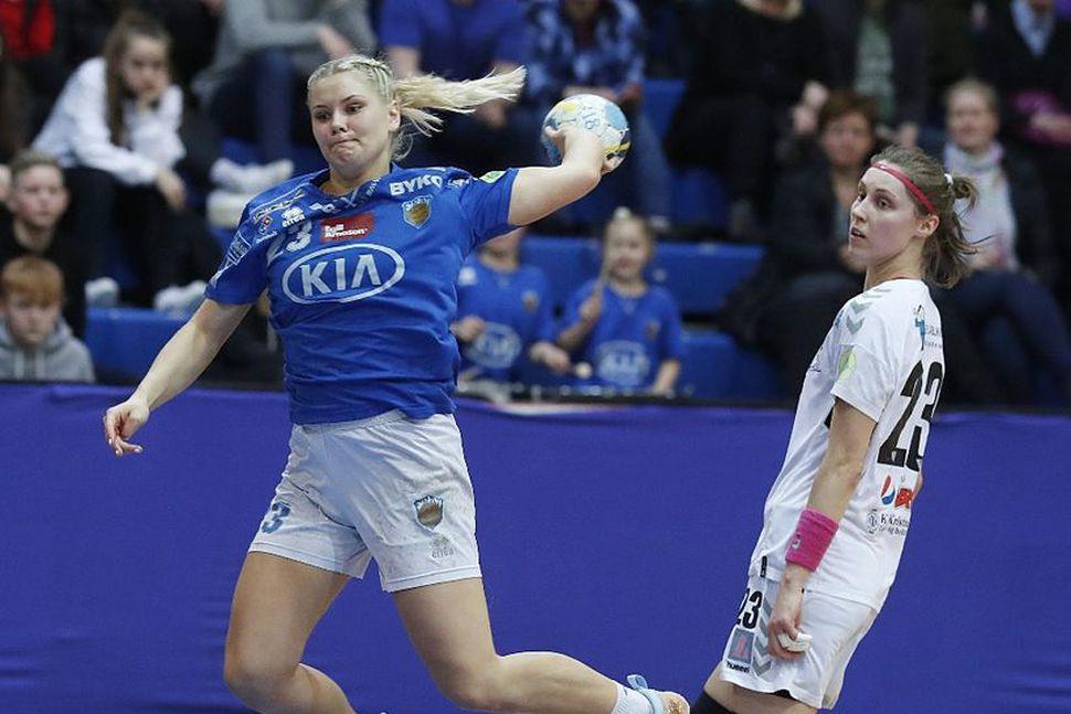 Lena Margrét Valdimarsdóttir.