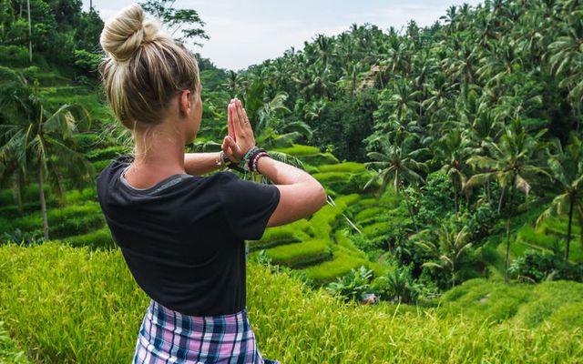 Flestir koma úthvíldir tilbaka frá Bali.