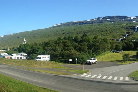 Eskifjörður Camping Ground