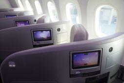Air New Zealand Boeing 787-9 Dreamliner.