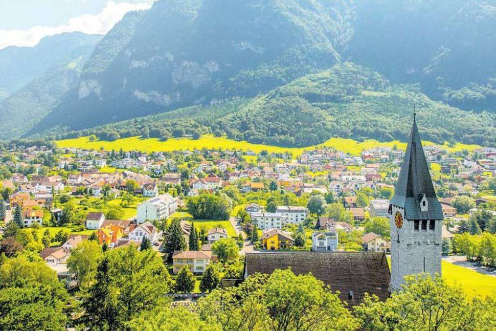 Frá Liechtenstein.