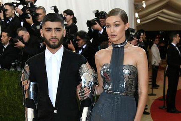 Zayn Malik og Gigi Hadid eru hætt saman.