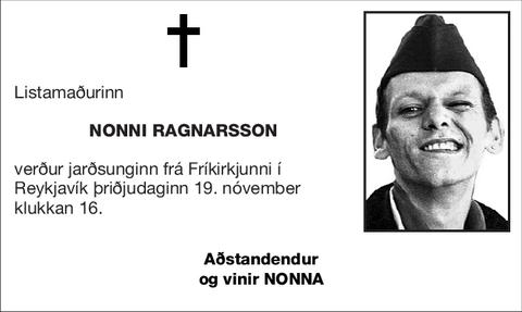 Nonni Ragnarsson