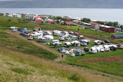 Neskaupstaður Camping Ground