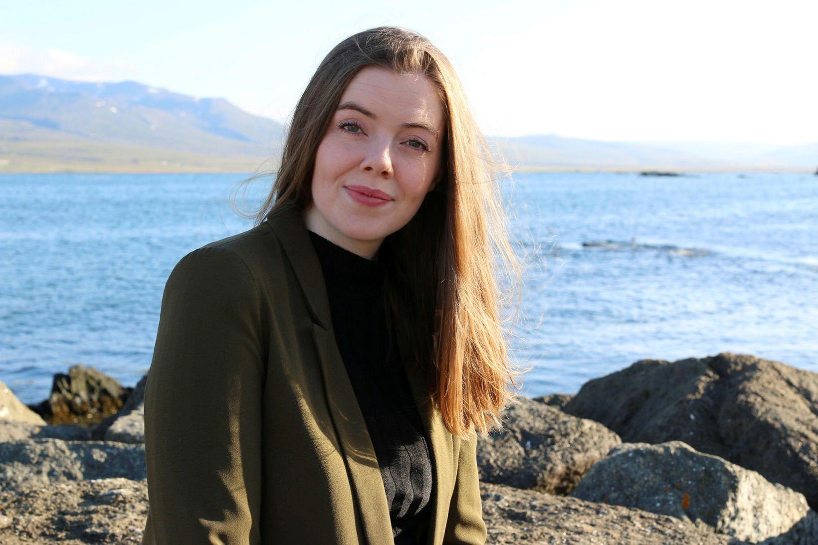 Fanney Björk Friðriksdóttir, gæðastjóri Brims á Vopnafirði, segir að henni …