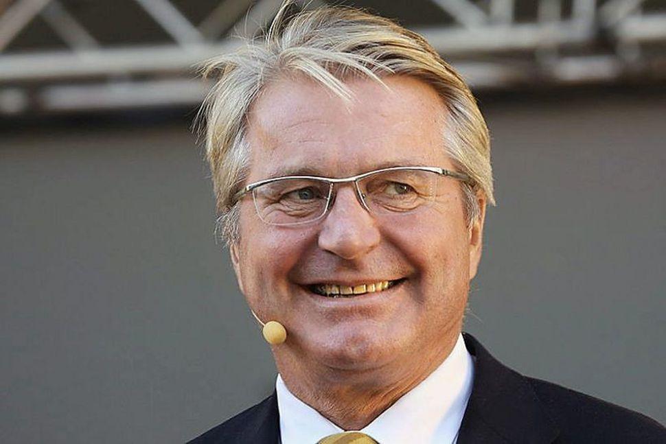 Fabian Stang, Borgarstjóri Óslóarborgar