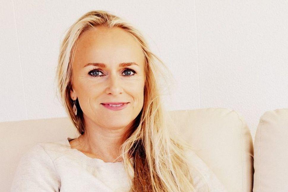 Lára G. Sigurðardóttir læknir.