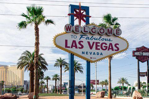Hafið þið komið til Las Vegas?