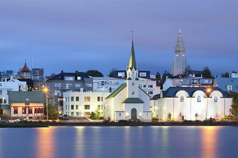 Iceland Europe Travel