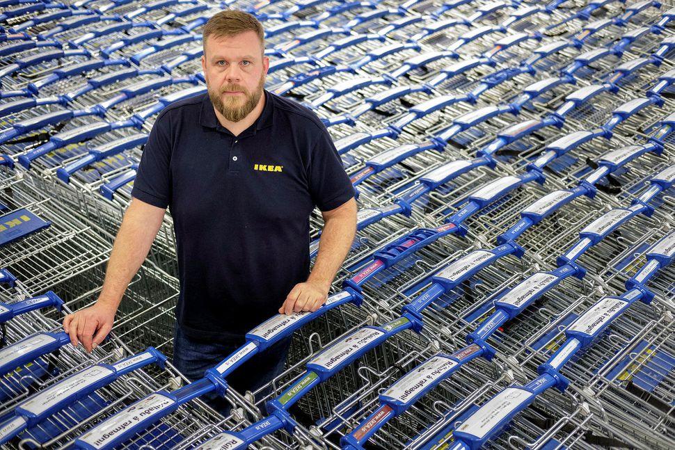 Stefán R. Dagsson er framkvæmdastjóri IKEA.