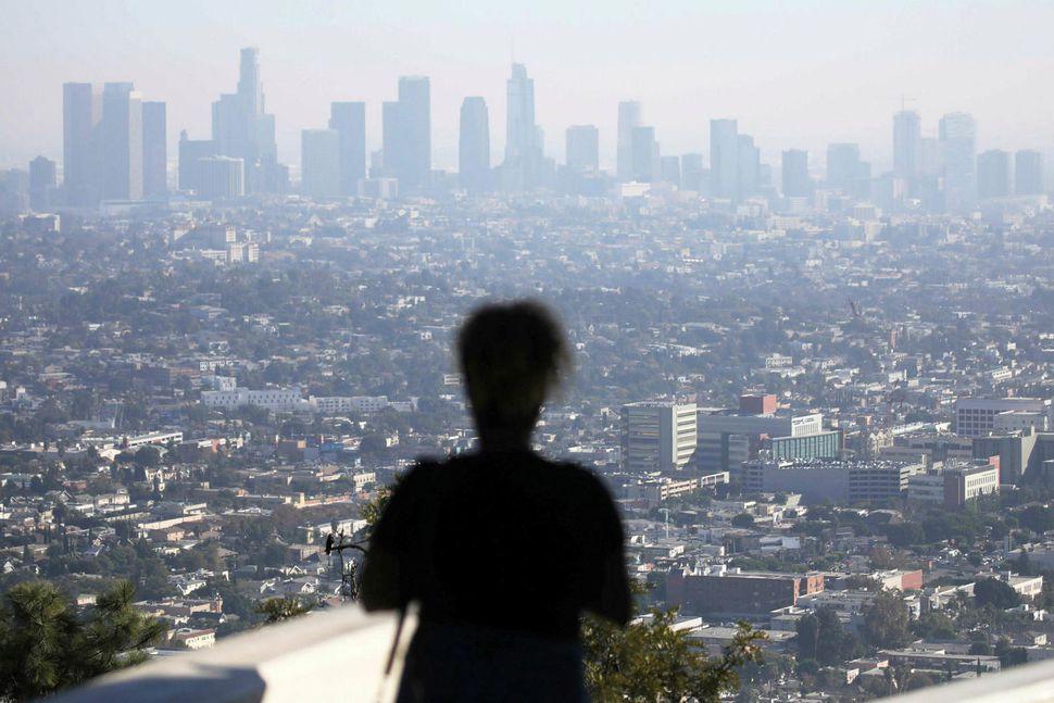 Frá Los Angeles.