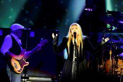 Svefninn er í tómu tjóni hjá Stevie Nicks.