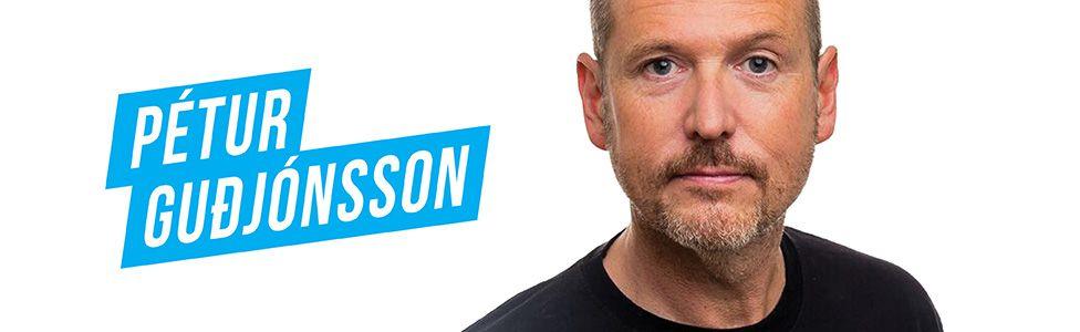 Pétur Guðjónsson