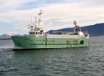 Guðbjörg Sigurðardóttir ÍS-508