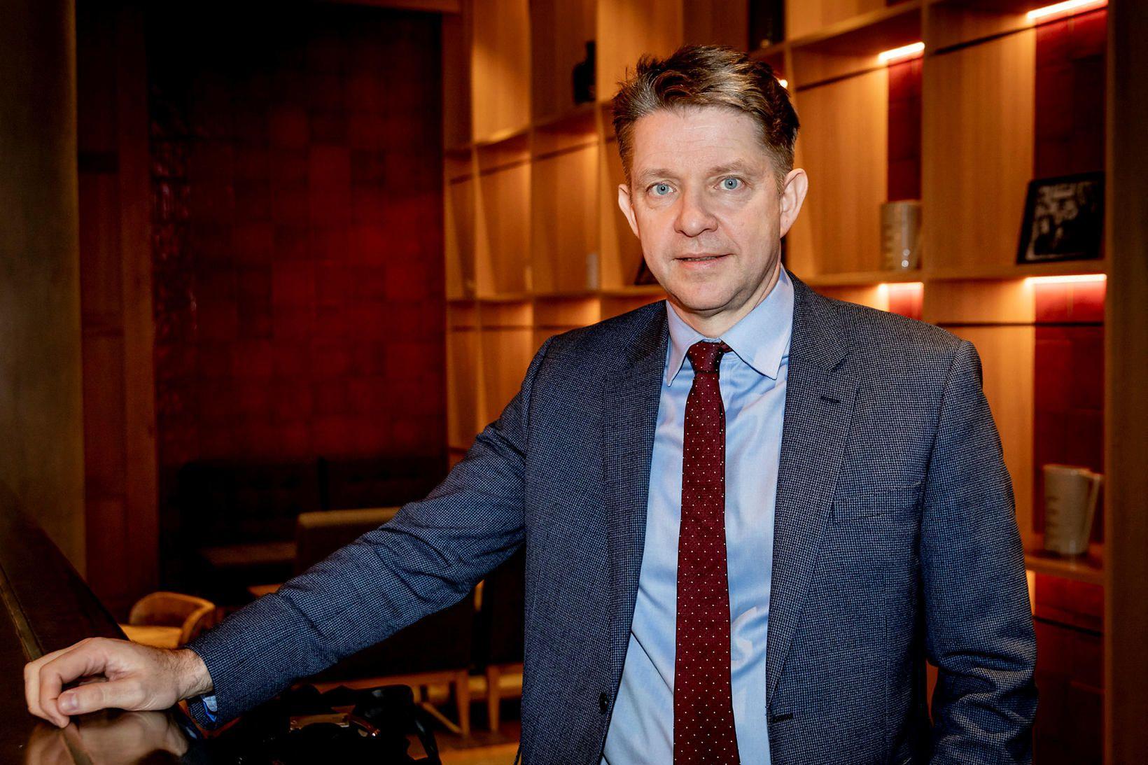 Bogi Nils Bogason, forstjóri Icelandair, segir frekari uppsagnir óhjákvæmilegar.