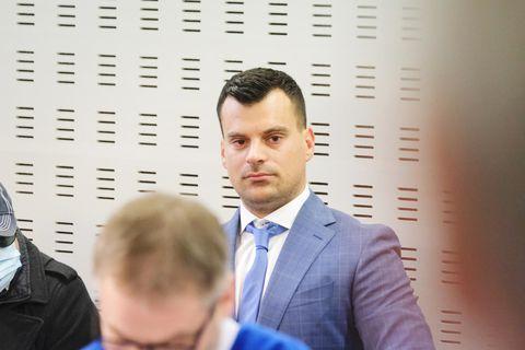 Murat Selivrada, skjólstæðingur Geirs Gestssonar.