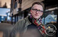 Kristján Hrafn Guðmundsson rithöfundur
