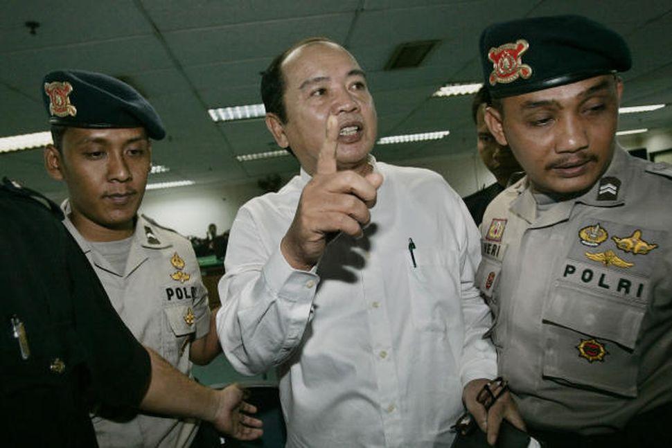 Burhanuddin Abdullah sagðist við dómsuppkvaðningu í morgun vera alsaklaus.