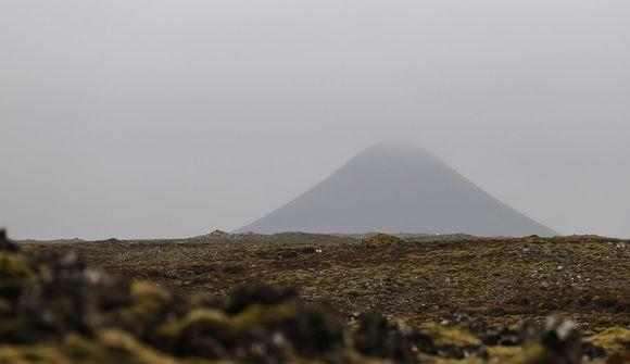 Sjá ekki kviku að brjóta sér leið á yfirborðið