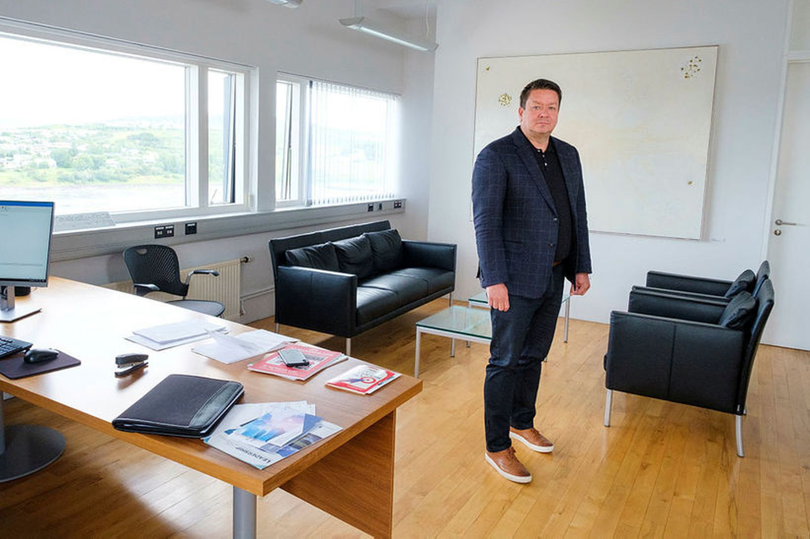 Birgir Jónsson, forstjóri Íslandspósts.