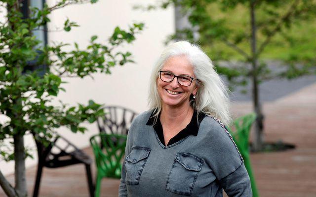 Monika Maier-Albang.