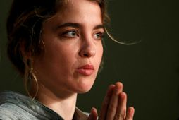 Adèle Haenel á Cannes-kvikmyndahátíðinni árið 2017. Kvikmyndin 120 battements par minute sem Haenel lék í …