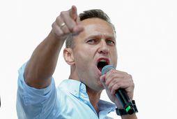 Alexei Navalny, leiðtogi rússnesku stjórnarandstöðunnar, segist hafa misst töluna á því hversu oft innrásir hafa ...