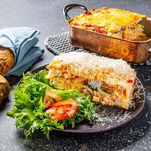 Lasagna fyrir sanna sælkera