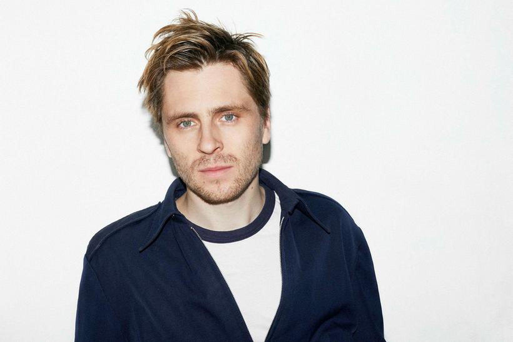 Sverrir Guðnason fer með hlutverk í tveimur kvikmyndum sem sýndar …