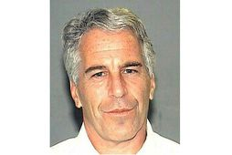 Jeffrey Epstein notaði lak í fangaklefa sínum til þess að fremja sjálfsvíg.