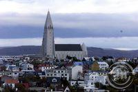 Hallgrímskirkja í Reykjavík