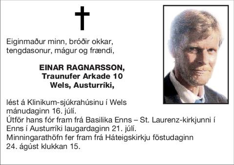 Einar Ragnarsson,