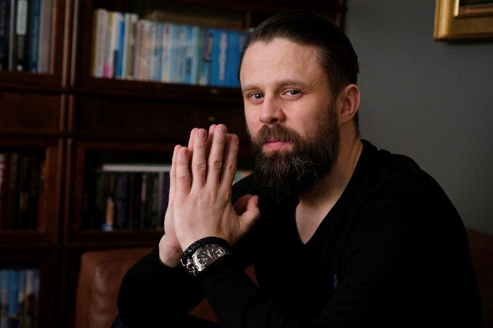 Sævar Þór Jónsson.