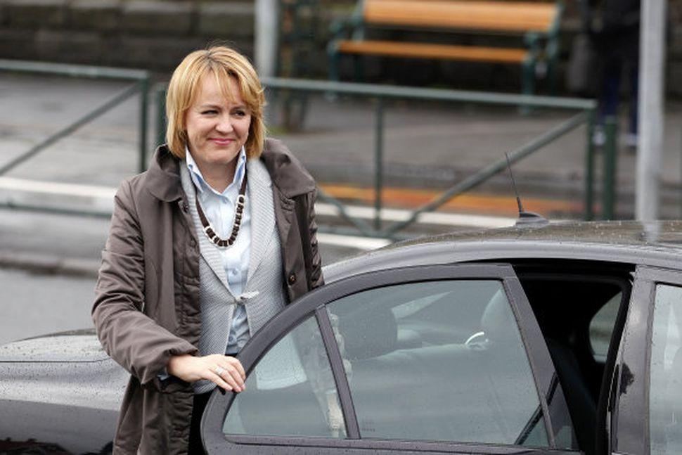 Hanna Birna Kristjánsdóttir, innanríkisráðherra.