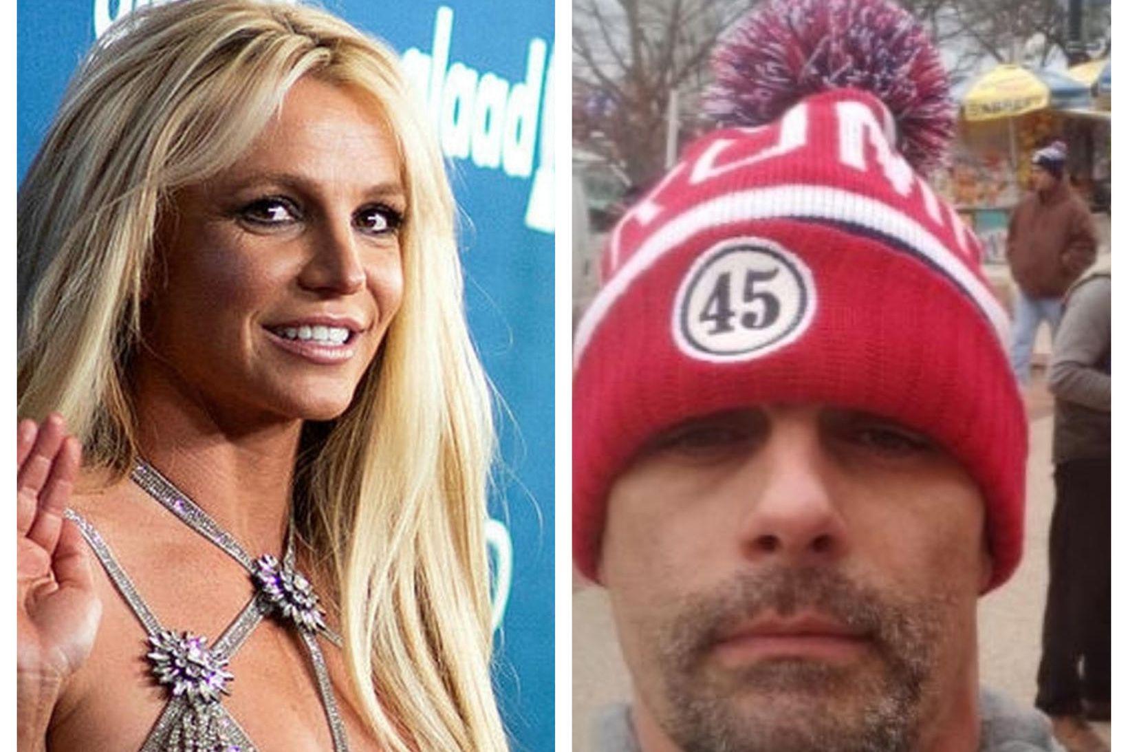 Britney Spears og Jason Alexander voru gift í nokkrar klukkustundir …