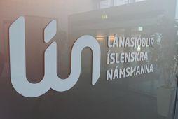 Ólöf segir LÍN hafa komið fram með fjandsamlegu viðmóti og hreinlega neitað að afhenda henni ...