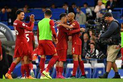 Liverpool er enn með fullt hús stiga.
