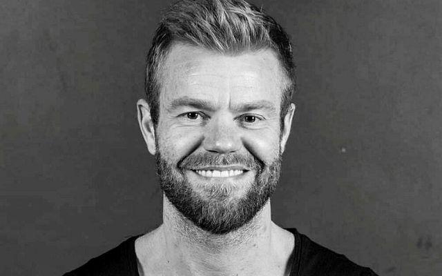 Fjölmiðlamaðurinn Sölvi Tryggvason.