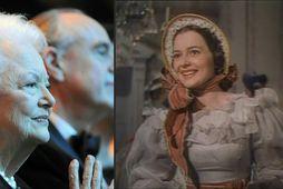 Olivia de Havilland látin 104 ára að aldri
