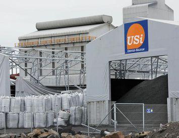 United Silicon hefur verið úrskurða gjaldþrota og hefur Arion banki óskað eftir því að gengið ...