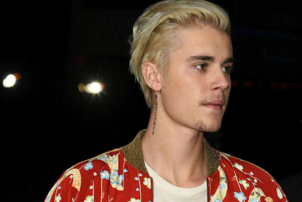 Bieber þarf engan fasteignasala. Hann reddar þessu bara sjálfur.