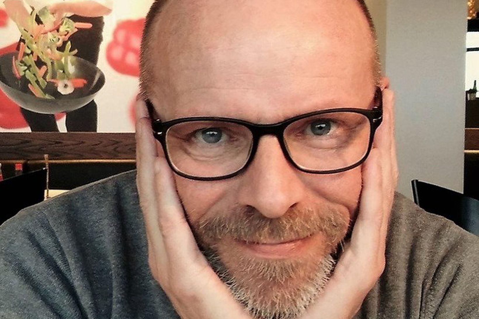 Einar Áskelsson.
