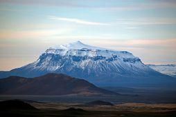 Herðubreið er ekki algengasta örnefni Íslands.