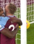 Mörkin: Antonio hetja West Ham