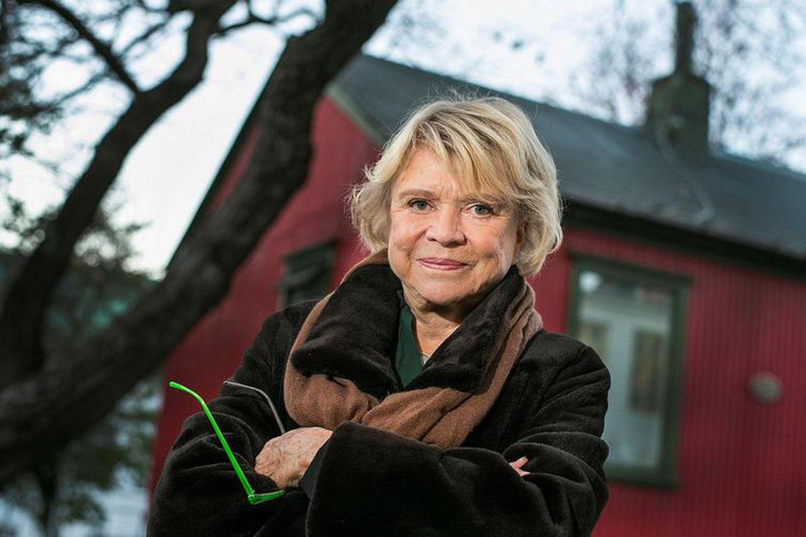 Eva Joly er lögfræðingur í Frakklandi.