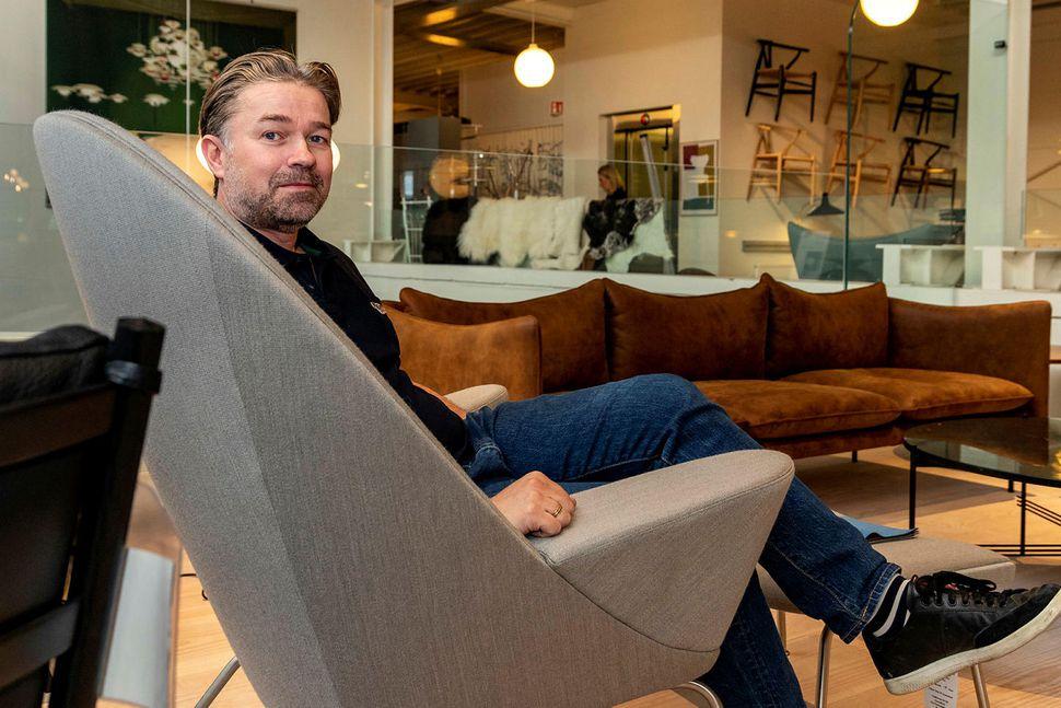 Kjartan Páll Eyjólfsson er framkvæmdastjóri Epal.