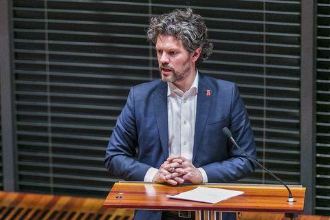 Dagur B. Eggertsson, Mayor of Reykjavik.
