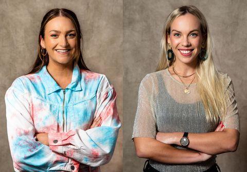 Hildur Kristín Stefánsdóttir og Unnur Eggertsdóttir eru eigendur og skólastjórar.